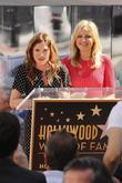 Kathryn Hahn, Malin Akerman and Star On The Hollywood Walk Of Fame