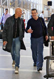 Antonio Banderas, Airport, Air France International