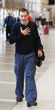 Antonio Banderas, Airport and Air France International
