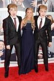 Tara Reid and Jedward