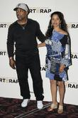 Chuck D and guest Film premiere of 'Something...