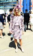 Sally Gunnell Royal Ascot at Ascot Racecourse -...