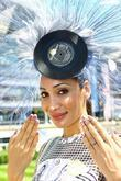 Sofia Hayat Royal Ascot at Ascot Racecourse -...