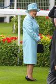 Queen Elizabeth II  Royal Ascot at Ascot...
