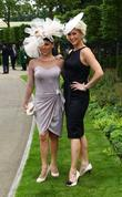 Lisa Scott Lee, Claire Richards and Royal Ascot