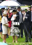 Princess Michael Of Kent and Royal Ascot