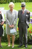 Princess Michael of Kent and Prince Michael of...