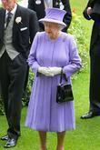 Queen Elizabeth II Royal Ascot at Ascot Racecourse...