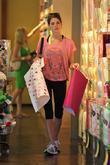 Ashley Greene  seen at a card store...
