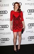 Alexandra Breckenridge Audi And Martin Katz Kick Off...