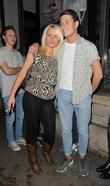 Joey Essex and Aura Nightclub