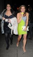 Louise Glover and Aura Nightclub