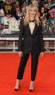 edith bowman at the premiere of marvel avengers ass