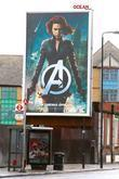 Billboard and Avengers