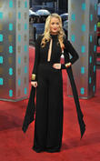 Laura Whitmore and British Academy Film Awards