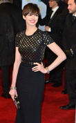 Anne Hathaway and British Academy Film Awards