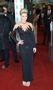 Alice Eve and British Academy Film Awards