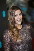 Amanda Byram and British Academy Film Awards