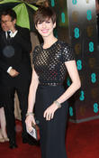 Anne Hathaway and British Academy Film Awards