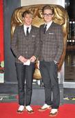 Dougie Poynter and Tom Fletcher