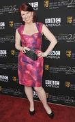 Kate Flanner and Bafta