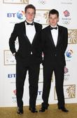 Alastair and Jonathan Brownlee BT British Olympic Ball...