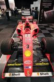 Michael Schumacher's, Ferrari, Evolution