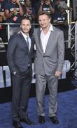 Taylor Kitsch and Liam Neeson
