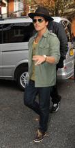 Bruno Mars, Maida Vale