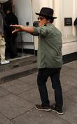 Bruno Mars and Maida Vale