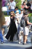Victoria Beckham, David Beckham and Disneyland