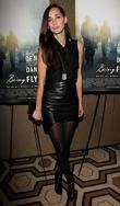 Rebecca Dayan Attending a screening of Being Flynn...