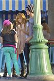 Bella Thorne, Tristan Klier and Disneyland