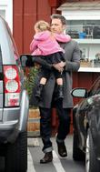 Ben Affleck and Seraphina Affleck
