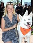 Amy Smart Best Friends Animal Society Pet Adoption...