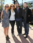 Amy Smart, Rachelle Lefevre, Timothy Omundson Best Friends...