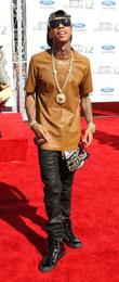 Tyga, Michael Ray Nguyen-Stevenson  2012 BET Awards...