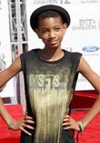 Willow Smith 2012 BET Awards - Arrivals held...