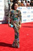 Elle Varner 2012 BET Awards at The Shrine...