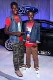 Kwesi Boakye, Kwame Boateng The BET Awards 2012...