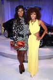 Toccara Jones, Wendy Raquel Robinson The BET Awards...