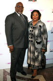 T, D. Jakes and Serita Jakes