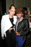 Bridget Kelly and Miss Myki