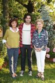 Susan Sarandon, Adrian Grenier and Bette Midler