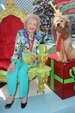 betty white and max the dog betty white is presente