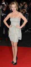 Sheridan Smith, Quartet, Odeon, Leicester Square, London and England