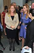 Sarah Ferguson and Princess Beatrice