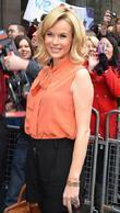Amanda Holden arrives for the 'Britain's Got Talent'...
