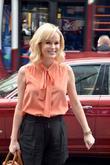 Amanda Holden arrives for 'Britain's Got Talent' Edinburgh...