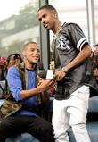 Big Sean and Sean Michael Anderson